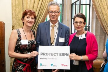 #ProtectERNs - The impact of Brexit from the Patients affected by Rare Hematological perspective
