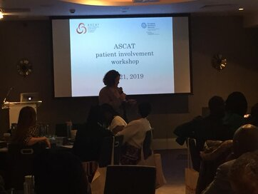 "Sickle Cell Disease Research Prioritisation Workshop at ASCAT 2019, a joint project of ERN-EuroBloodNet and ASCAT with a ""Top 10"" priorities on research from patients' perspective"