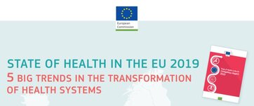State of Health in the EU 2019: the European Commission published the reports that depict the profile of health systems in 30 countries