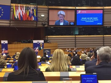 Europe's Beating Cancer Plan was presented at the European Parliament on World Cancer Day