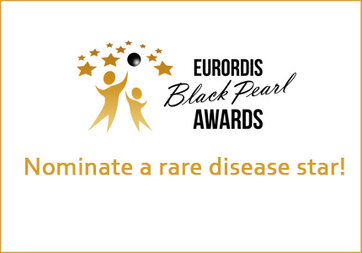 Nominations for the EURORDIS Black Pearl Awards 2020 are now open!