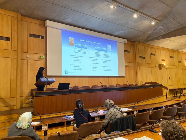 The Conference on Global Globin 2020 Challenge Conference 2019 was held 28th-30th October at the UNESCO with the participation of several EuroBloodNet experts