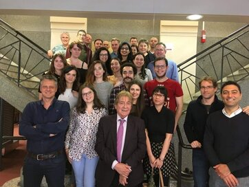 RELEVANCE (Regulation of red cell life-span, erythropoiesis, survival, senescence and clearance) Marie-Curie ITN project is coming to an end after training 15 early stage researchers