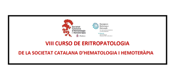 "Attend to ""VIII Course of Eritropathology"" organized by the Catalan Society of Hematology and Hemotherapy"