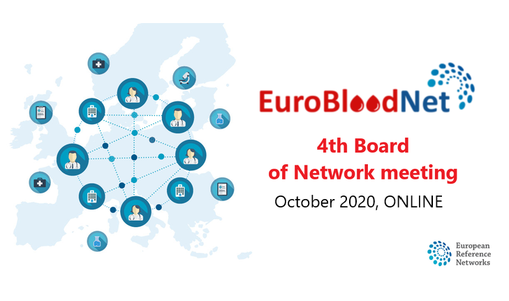 The ERN-EuroBloodNet 4th Board of the Network meeting