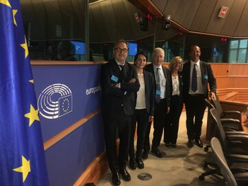 The Joint Action on Rare Cancers presents the Rare Cancer Agenda 2030 at the European Parliament