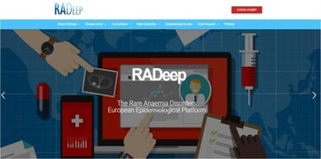 Rare Anaemias Disorders European Epidemiological Platform (RADeep)