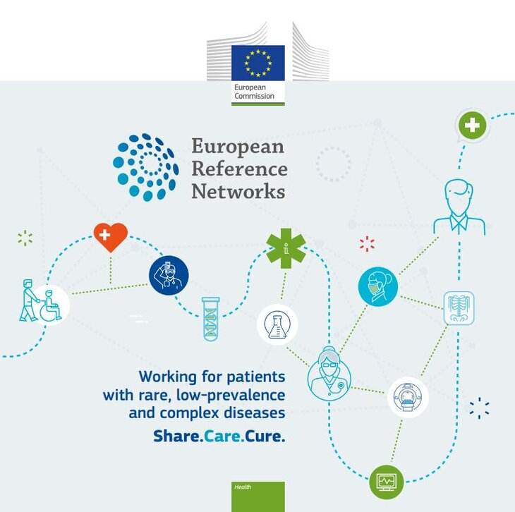 Watch the European Reference Networks video, flyer and brochure!