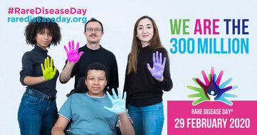 Rare Disease Day 2020 is almost here! Get involved!